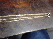 """16"""" Gold Rope Chain 14K Yellow Gold 4.6g"""